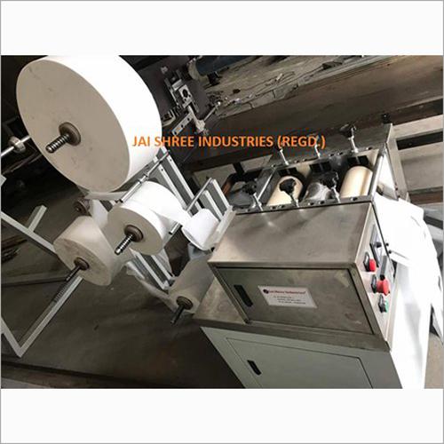 Stainless Steel Sanitary Pad Making Machine
