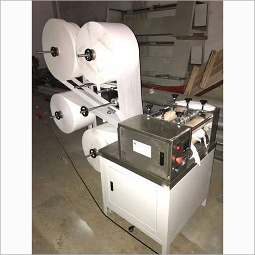 Fully Automatic Sanitary Napkin Making Machine