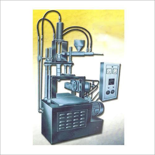 Semi Automatic Pillar Type Moulding Machine