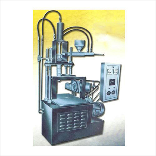 Semi Automatic Pillar Type Moulding Machine