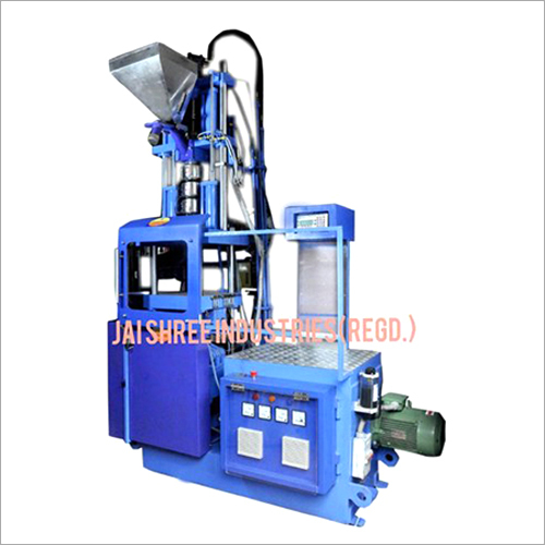 Plastic Injection Insert Moulding Top Bottom PLC Machine Vertical Type (Super Toggle)