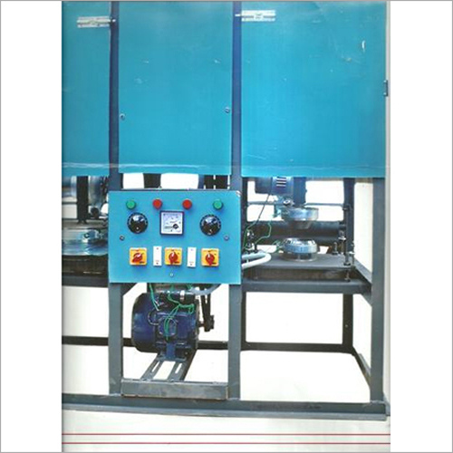 Fully Automatic Paper Thali Making Machine