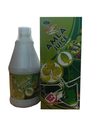 AMALA JUICE WITH TULSI ILAICHI