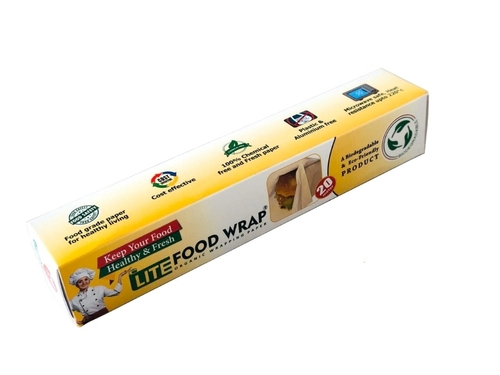 Eco Friendly Food Wrapping Paper