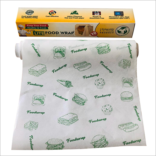 Printed Food Wrapping Paper