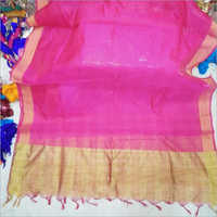 Banarasi Silk Striped Dupatta