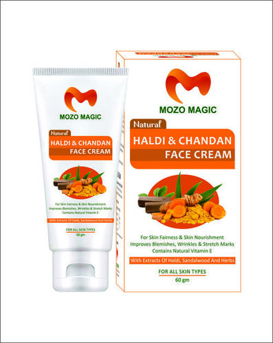 Private Label FACE Cream Manufacturing