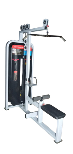 Lat Pull down and Rowing