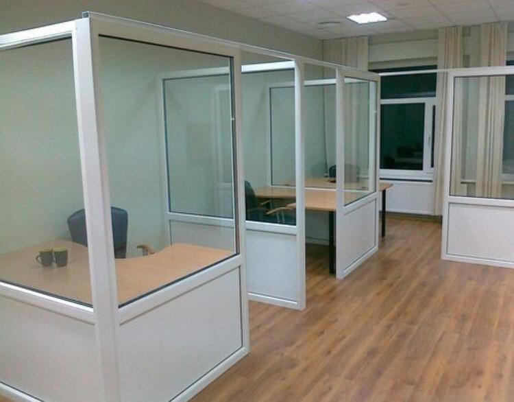 Office Aluminium Partition