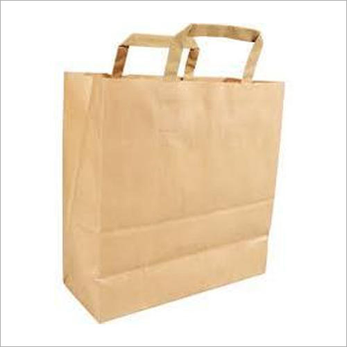 Brown Paper Carry Bag