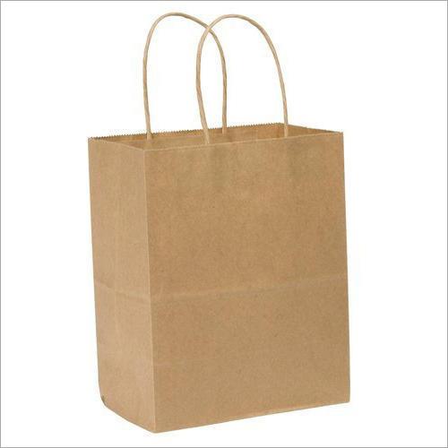 Handle Paper Shopping Bag