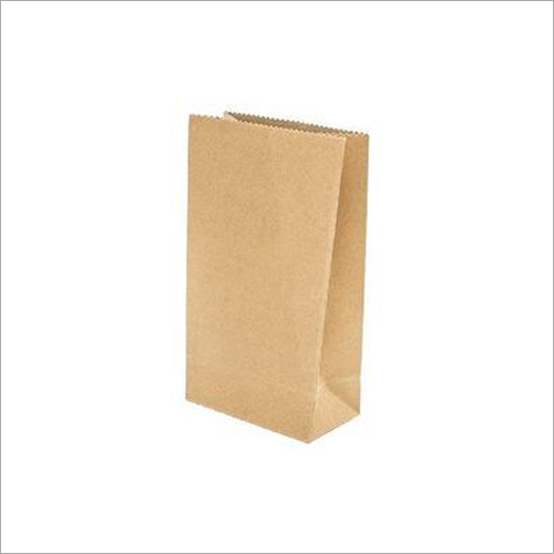 Grocery Paper Pouch Bag