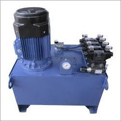 MS Hydraulic Power Pack Machine