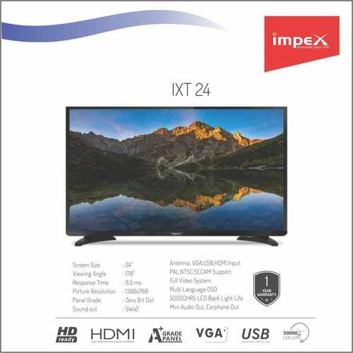 Impex IXT 24 inches Television