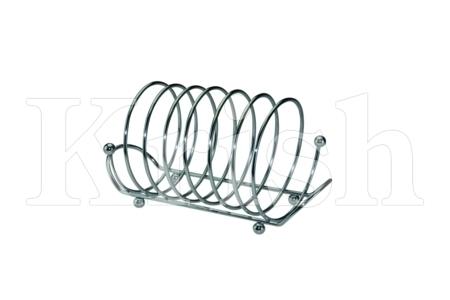 Wire Bread Holder - Round