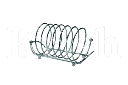 Wire Bread Holder - Round