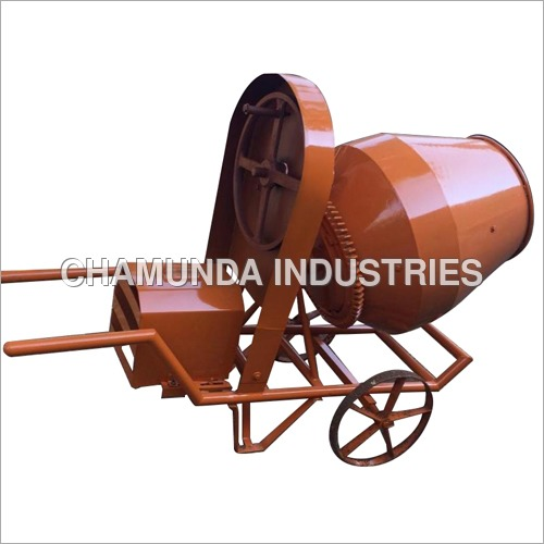 Half Bag Hand Concrete Mixer Machine