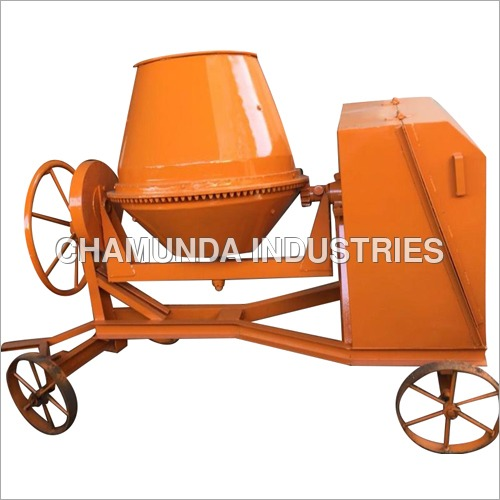 Electric Motor Half Bag Concrete Mixer