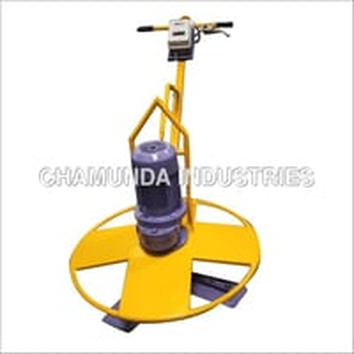 Concrete Floater Machine