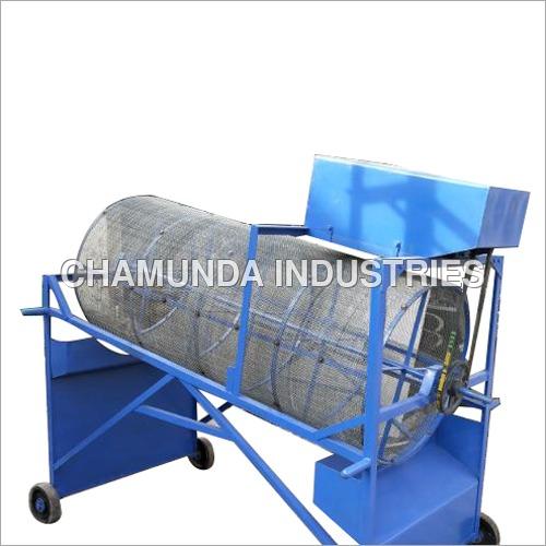 Sand Screening Machine With Motor