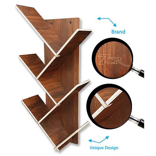 Unique Designed Book Shelf