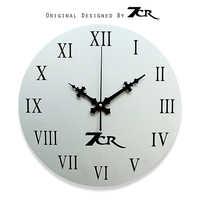 Designer Round Wall Clock