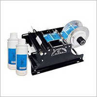 Semi Automatic Sticker Labeling Machine