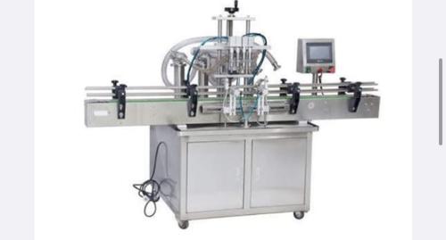 Automatic Filling Machine (Volumetric, Viscous, Piston, Gear Pump)
