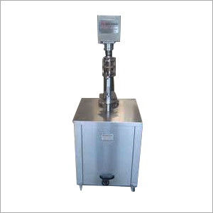 Semi Automatic Cap Sealing Machine