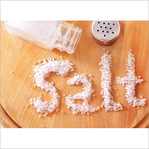 Edible White Salt