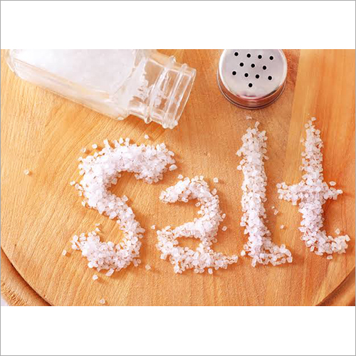 Edible White Salt