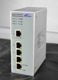 LAN Capable ATC 405 Ethernet Switch