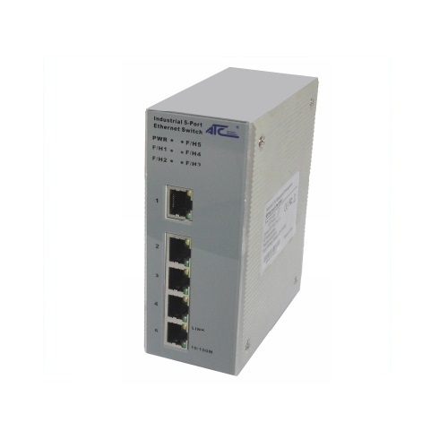 Ethernet Switch Plc Based System , ATC-405U