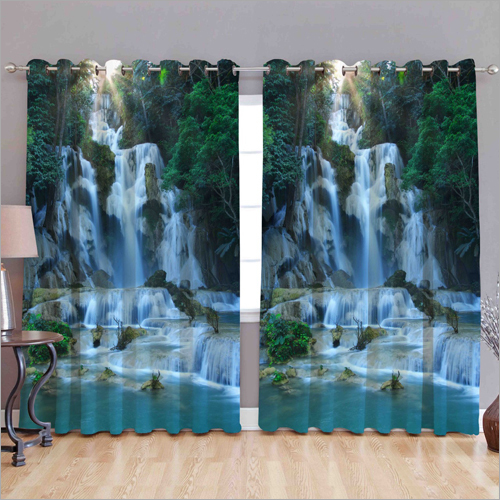 Window 3D Curtain
