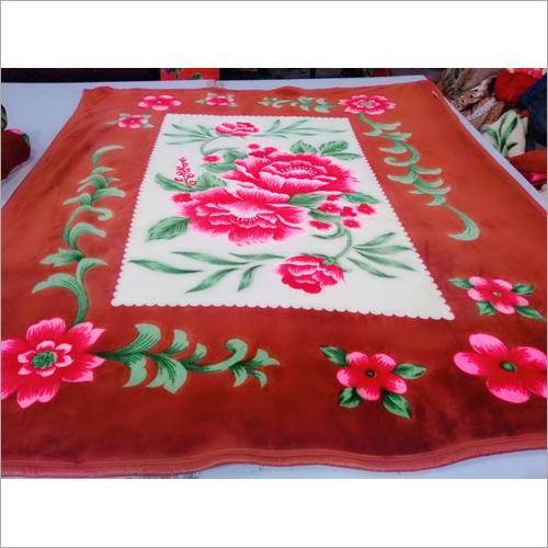Mink Printed Blanket