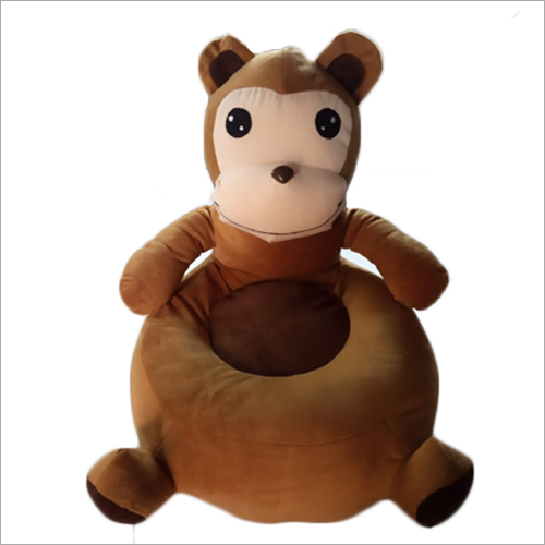 Monkey Soft Toy Chair