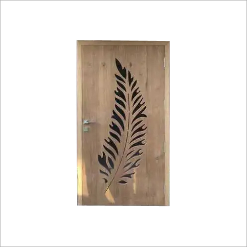 Wooden Safty Grill Door