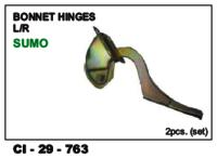 Bonnet Hinges Lh/Rh Sumo