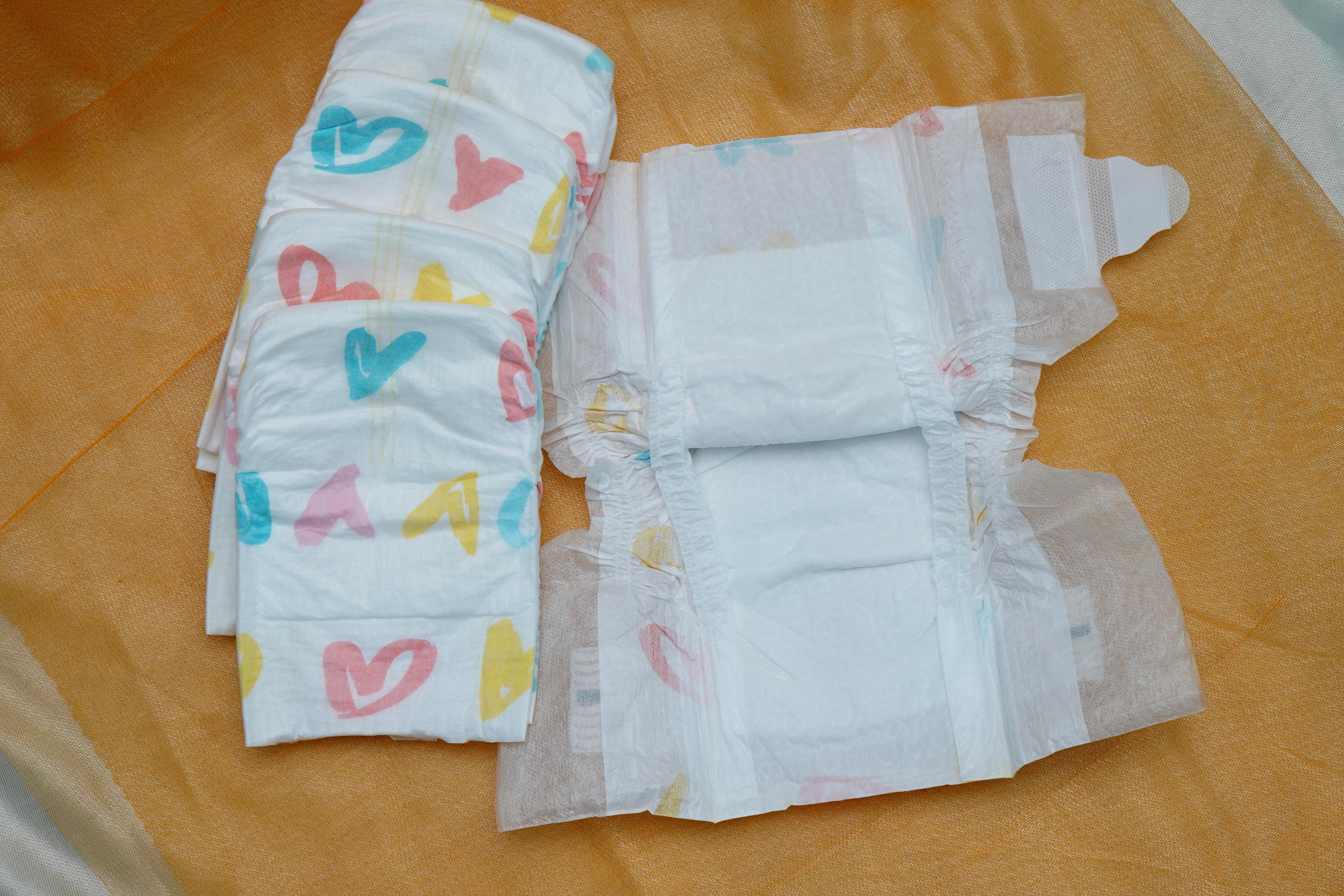 Organic Cotton Baby Diaper