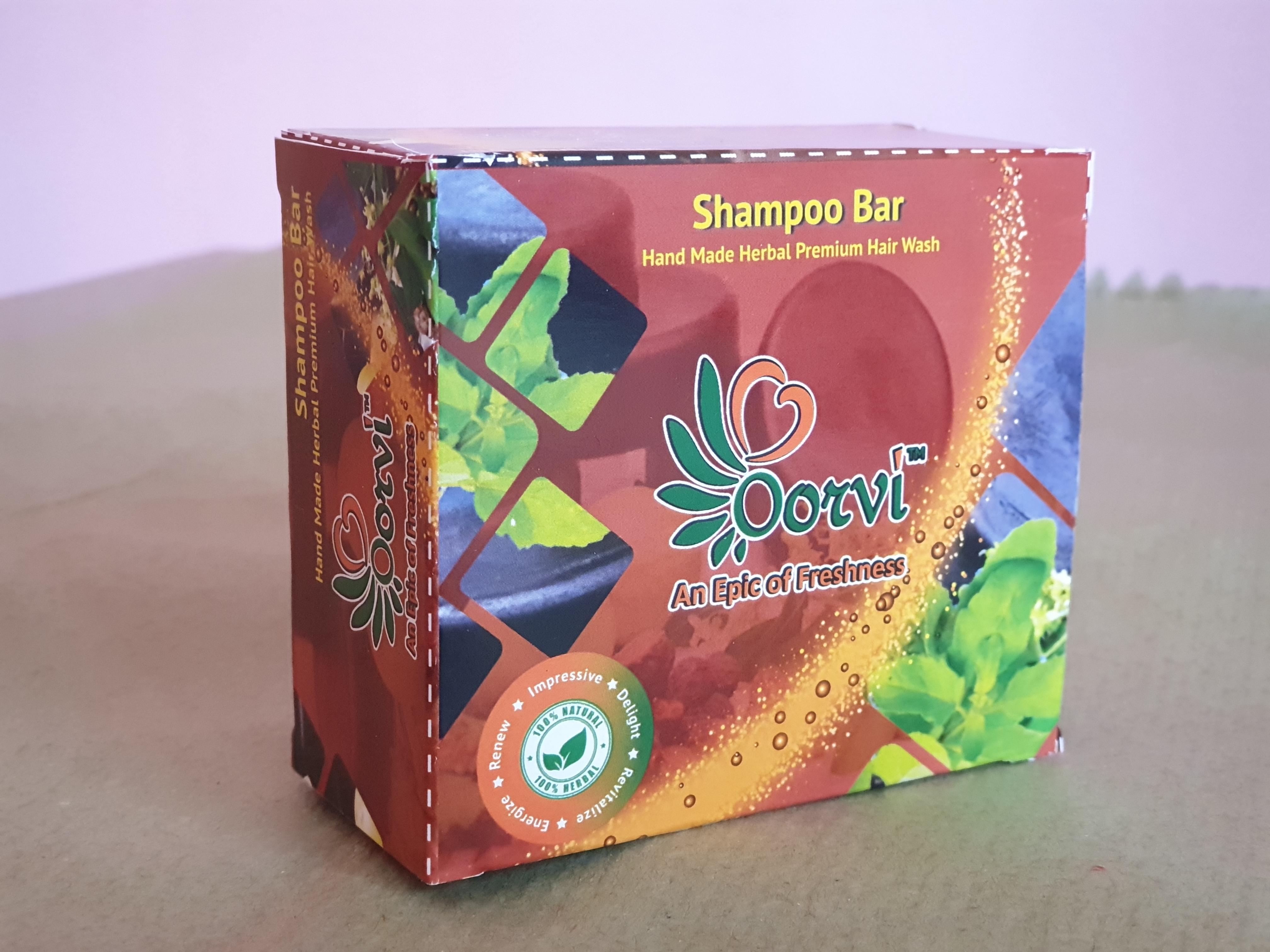 Shampoo Bar Handmade Herbal Soap