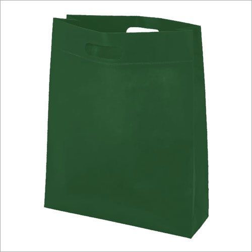 Non woven D cut 3D Box bag