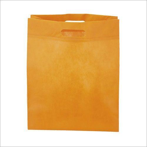 Non woven D cut 3D Box bag
