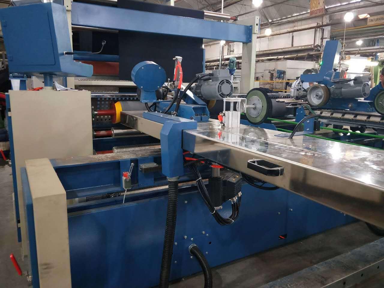 Textile Finishing Stenter Machine