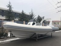 Liya 7.5m hypalon rib boat for sale
