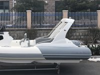 Liya 7.5m hypalon rib boat for sale
