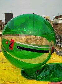PVC Water Zorbing Ball