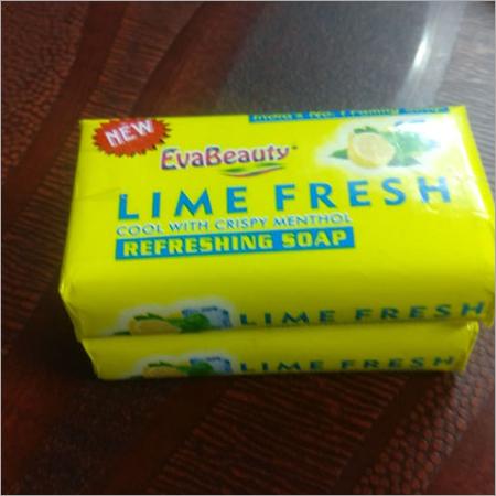 Lime fresh soap