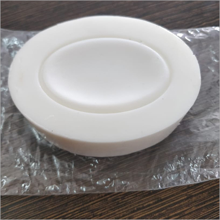 white soap