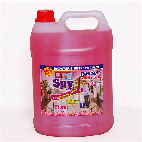 5Ltr Floral Floor Cleaner