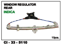 Window Regulator Rear Indica Lh/Rh